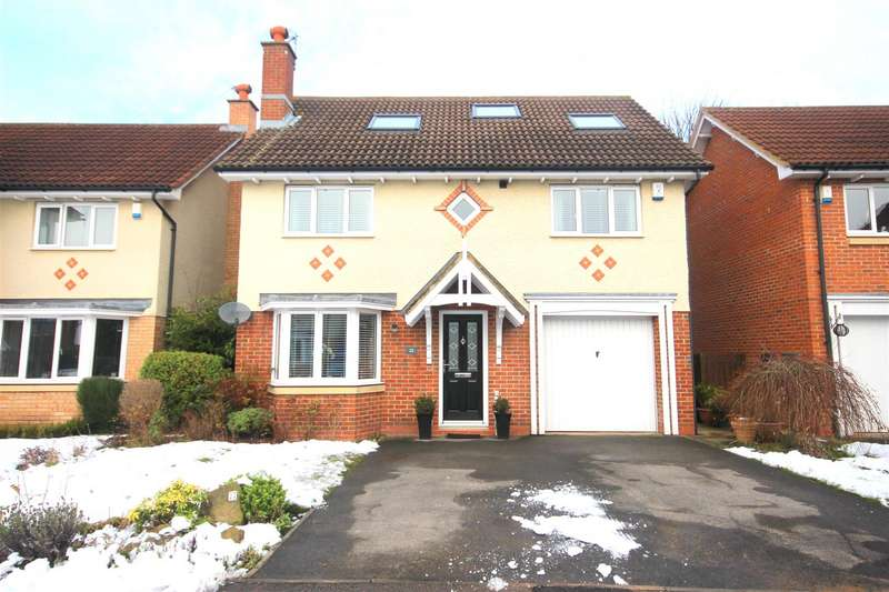 5 Bedrooms Detached House for sale in Smithfield, Pity Me, Durham