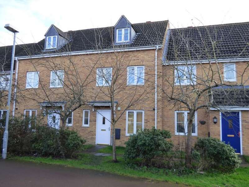 3 Bedrooms Terraced House for sale in Tarpan Walk, Westbury