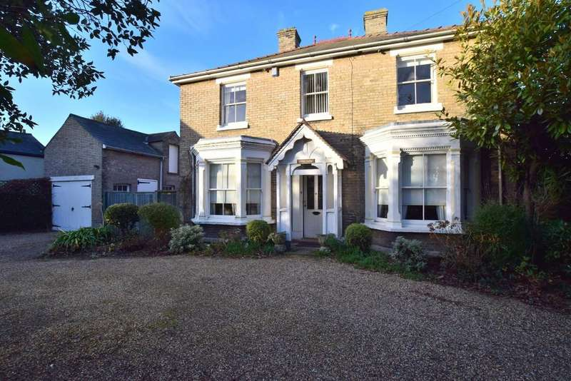 4 Bedrooms Detached House for sale in Colchester