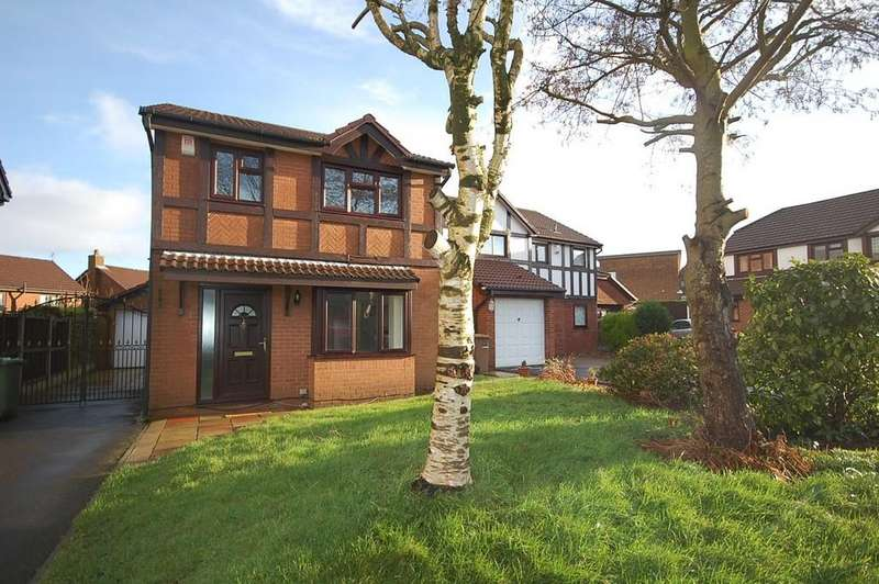 3 Bedrooms Detached House for sale in Long Meadow, Eccleston