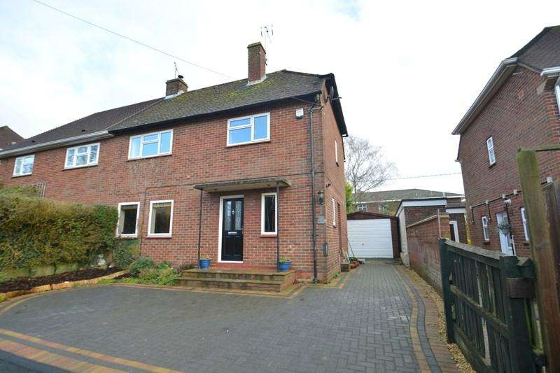 3 Bedrooms Semi Detached House for sale in Eastfield Road, Andover