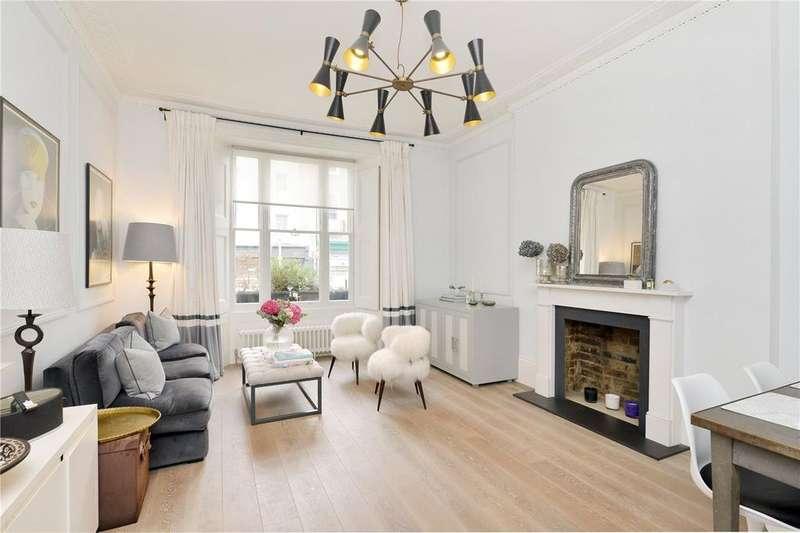 1 Bedroom Flat for sale in Kensington Church Street, Kensington, London, W8
