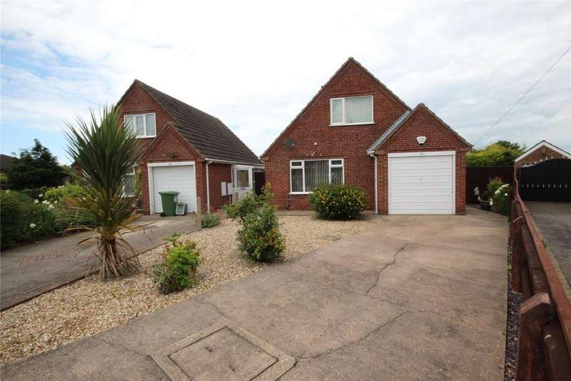 2 Bedrooms Detached House for sale in Foxhill, Wybers Wood, DN37