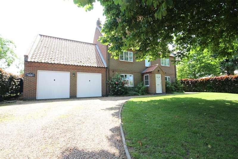 5 Bedrooms Detached House for sale in Main Street, Norton Disney, LN6