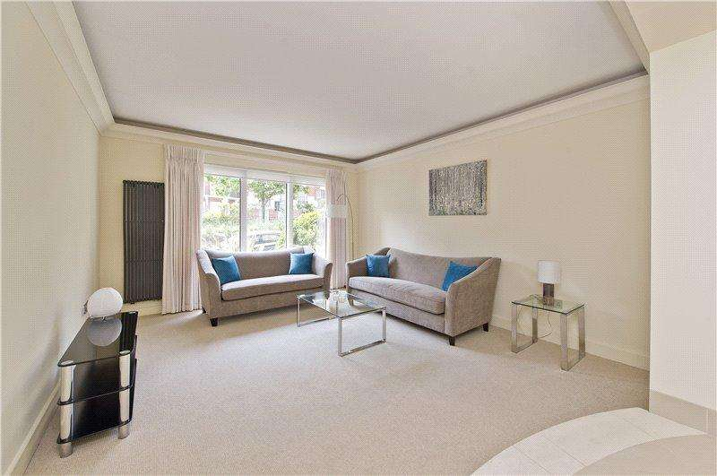 2 Bedrooms Flat for sale in Montrose Court, Princes Gate, London, SW7