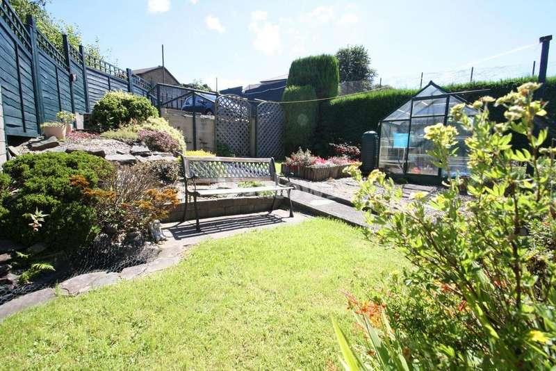 3 Bedrooms Semi Detached House for sale in Grovefield Terrace, Penygraig
