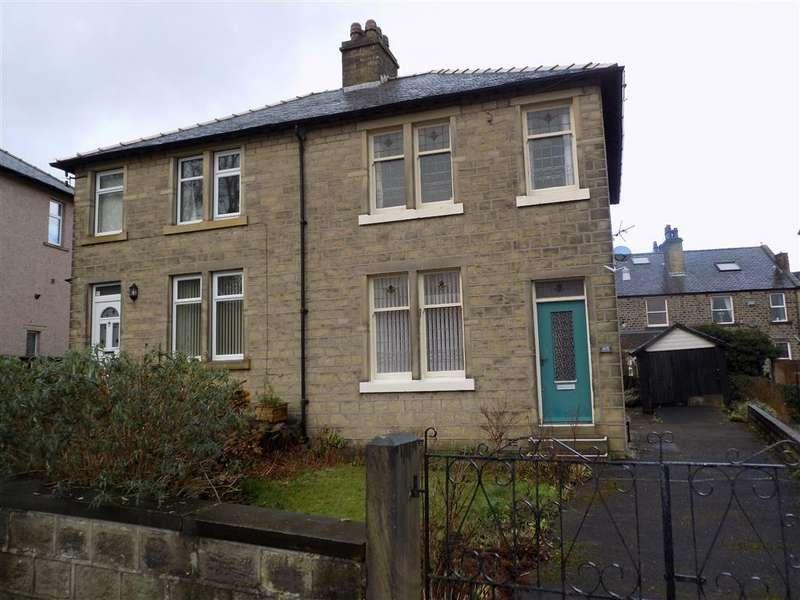 3 Bedrooms Semi Detached House for sale in Royd Street, Longwood, Huddersfield, HD3