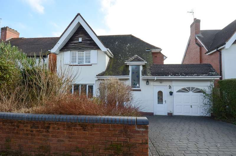 3 Bedrooms Detached House for sale in Ashmead Drive, Cofton Hackett, Birmingham, B45