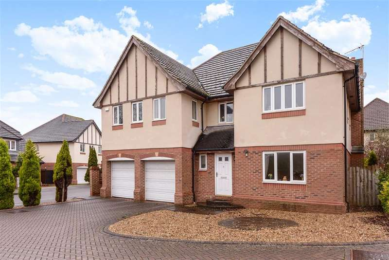 6 Bedrooms Detached House for sale in The Meadow, Scarcroft, Leeds, LS14 3LD