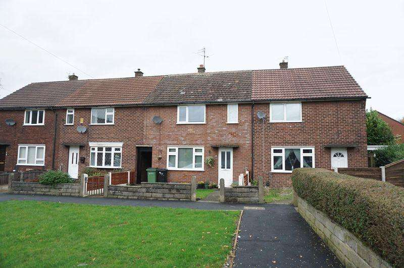 2 Bedrooms Terraced House for sale in Knutsford Avenue, Heaton Chapel