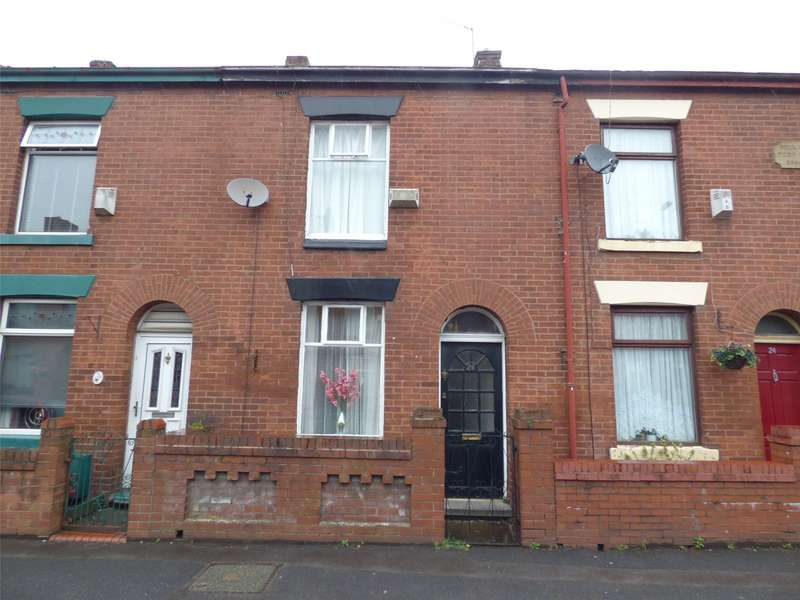 2 Bedrooms Terraced House for sale in Turf Lane, Chadderton, Oldham, OL9