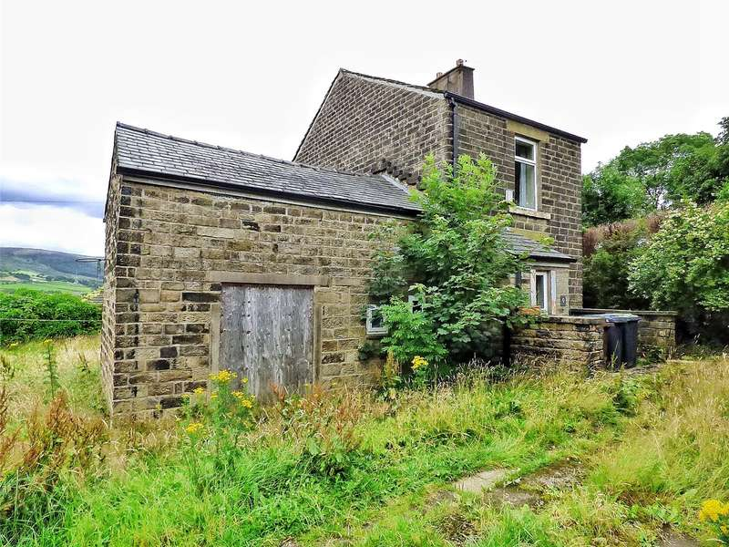 2 Bedrooms Detached House for sale in Warhurst Fold, Hadfield, Glossop, SK13