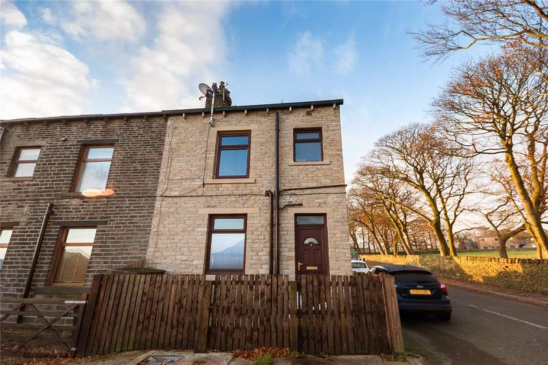 2 Bedrooms Terraced House for sale in Villa Terrace, Barkisland, HALIFAX, West Yorkshire, HX4