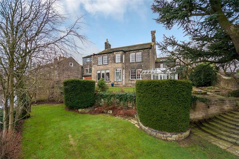 5 Bedrooms Link Detached House for sale in Whinney Bank Lane, Wooldale, Holmfirth, West Yorkshire, HD9