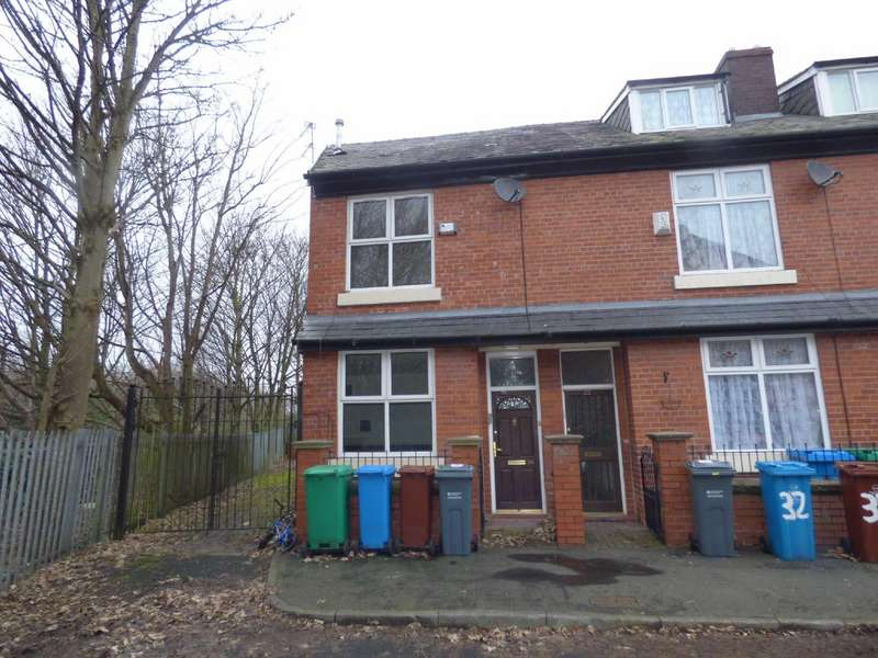 4 Bedrooms End Of Terrace House for sale in Claude Street, Crumpsall, Manchester, M8