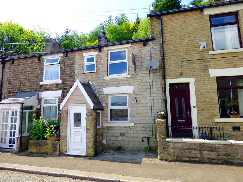 2 Bedrooms Terraced House for sale in Stockport Road, Mossley, Ashton-under-lyne, Lancashire, OL5