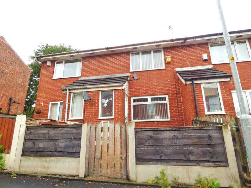 2 Bedrooms Terraced House for sale in Fox Street, Hollinwood, Oldham, Greater Manchester, OL8