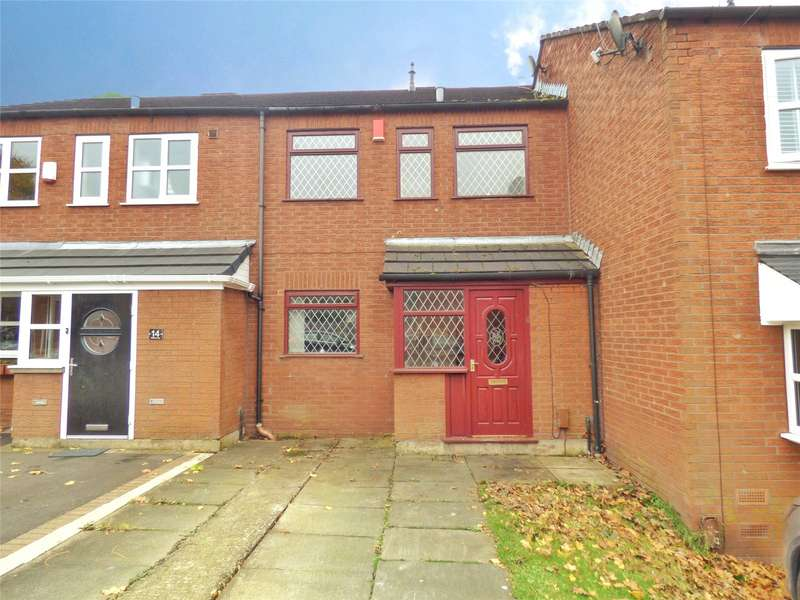 3 Bedrooms Terraced House for sale in Nelson Way, Chadderton, Oldham, OL9