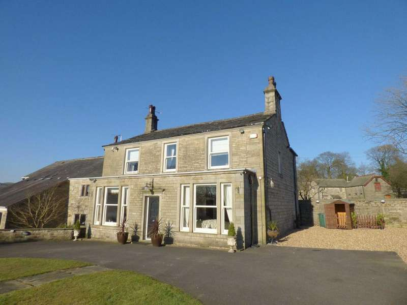 4 Bedrooms Semi Detached House for sale in Halifax Road, Littleborough, Rochdale, Lancashire, OL15