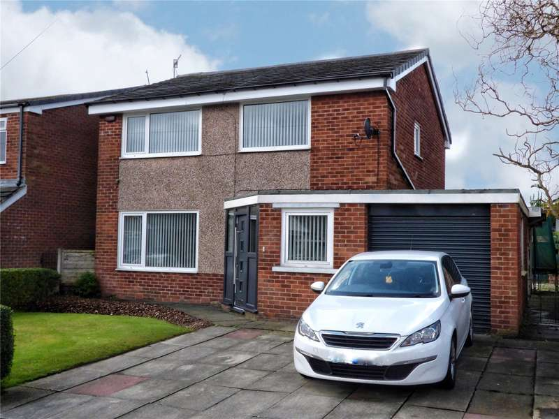3 Bedrooms Detached House for sale in Rooley Moor Road, Rochdale, Greater Manchester, OL12