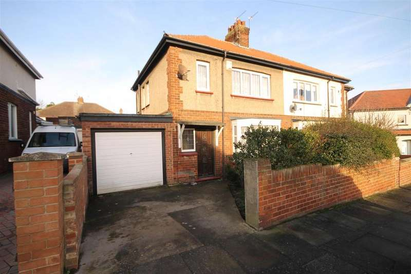 2 Bedrooms Semi Detached House for sale in North Drive, Hartlepool
