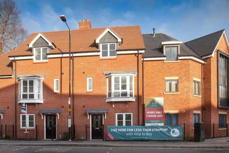 3 Bedrooms Terraced House for sale in Castle Street, Salisbury