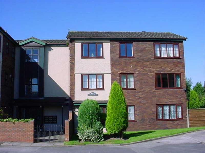 2 Bedrooms Flat for sale in Thornley Close, Lymm, Cheshire