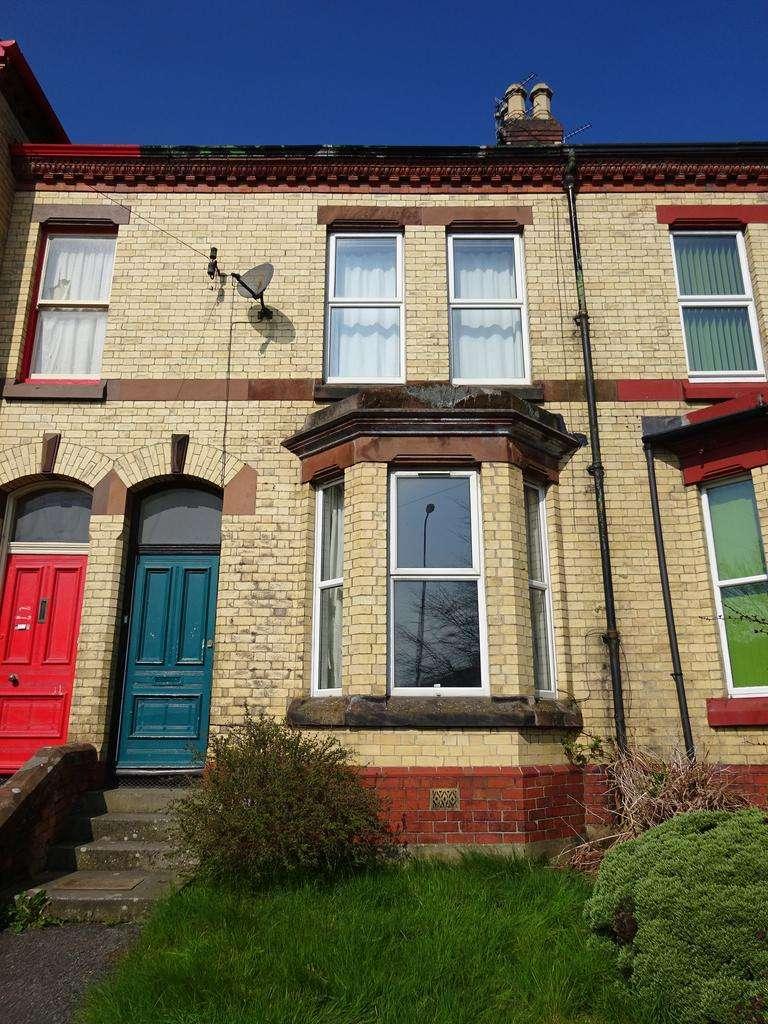 5 Bedrooms Terraced House for sale in GORDON TERRACE, GARTH ROAD, BANGOR LL57