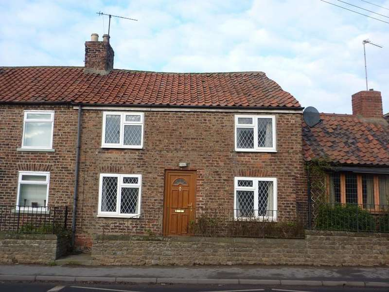 2 Bedrooms Cottage House for rent in South View, Morton On Swale, Northallerton