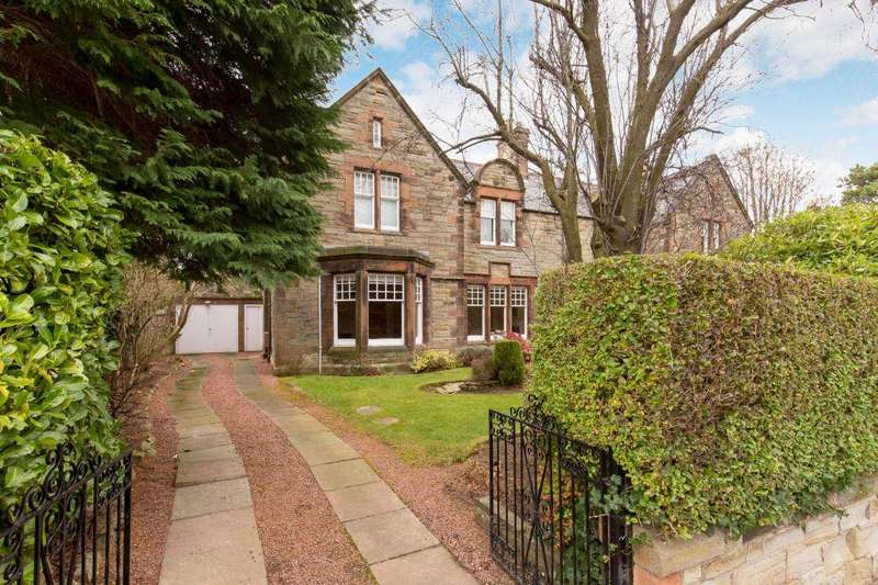 2 Bedrooms Ground Flat for sale in 58 Spylaw Bank Road, Edinburgh, EH13 0JB