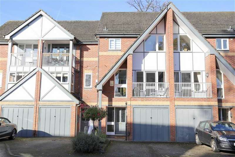 4 Bedrooms Town House for sale in Knightsbridge Mews, Didsbury, Manchester