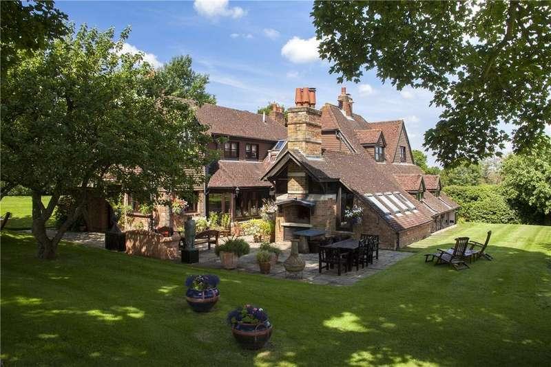 6 Bedrooms Detached House for sale in Woodspeen, Newbury, Berkshire, RG20