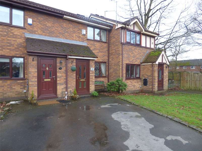 2 Bedrooms Terraced House for sale in Alders Court, Bardsley, Oldham, Greater Manchester, OL8