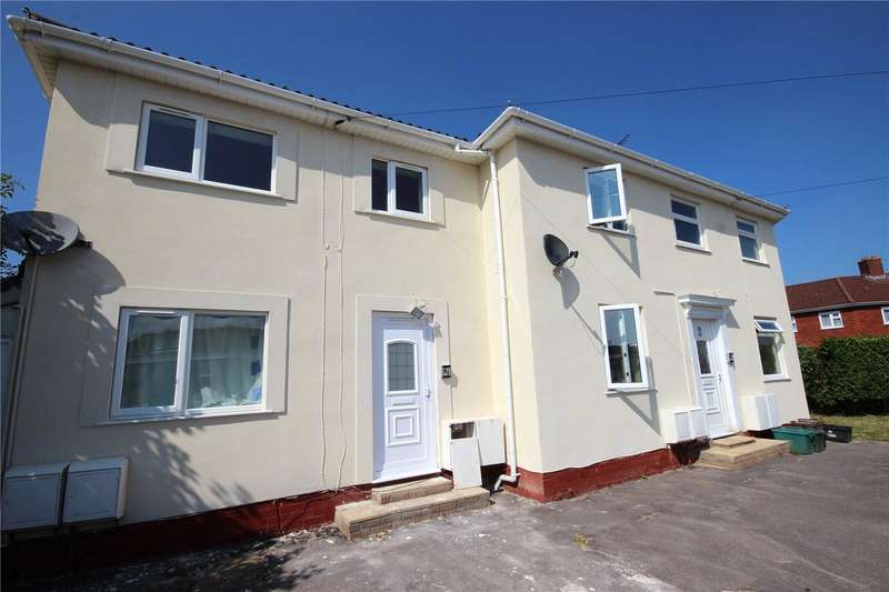 2 Bedrooms Flat for sale in Melton Crescent Horfield Bristol BS7