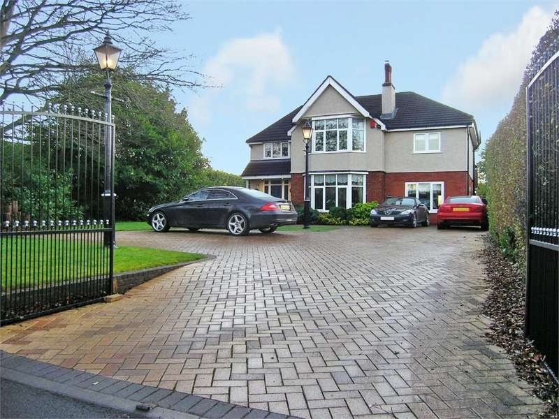 4 Bedrooms Detached House for sale in Marshfield Road, Marshfield, Cardiff, Newport