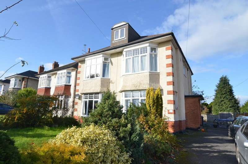 2 Bedrooms Flat for sale in Swanmore Road, Bournemouth