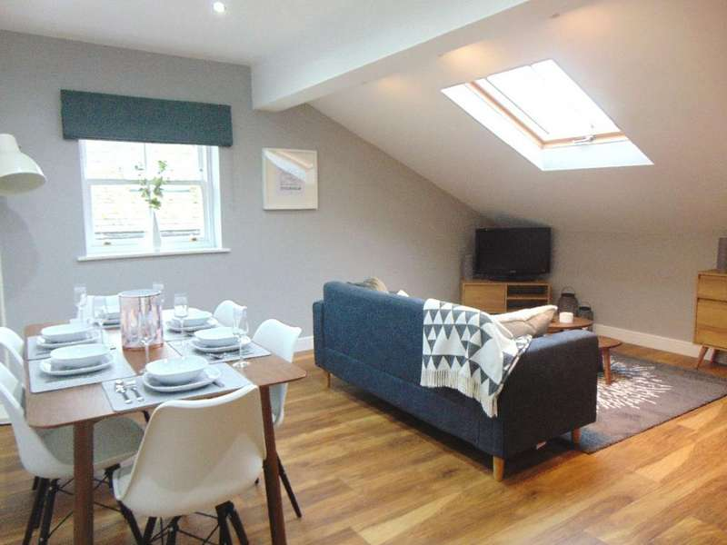 2 Bedrooms Apartment Flat for sale in John Dalton House Apartment 7, Challoner Street, Cockermouth, Cumbria, CA13 9LE