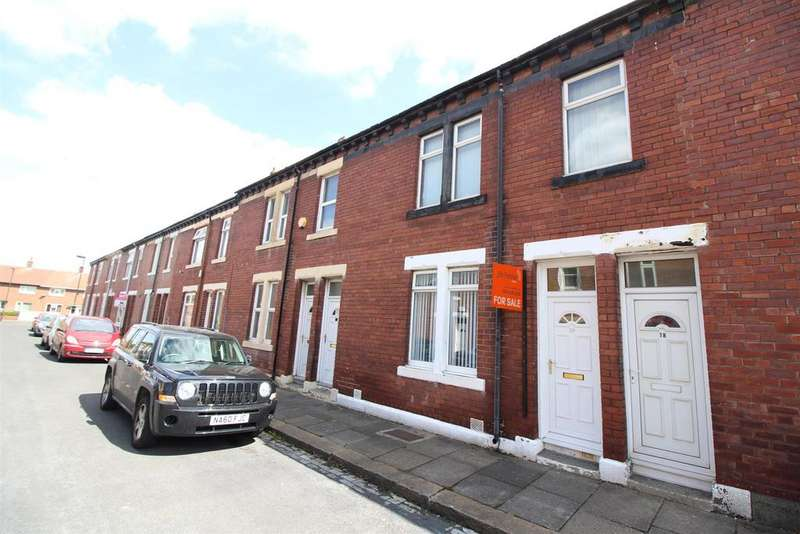 2 Bedrooms Flat for sale in Percy Street, Wallsend