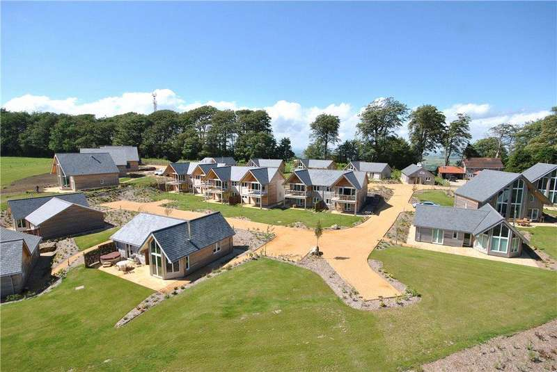 2 Bedrooms Detached House for sale in Swandown Cottages, Cricket St Thomas, Somerset