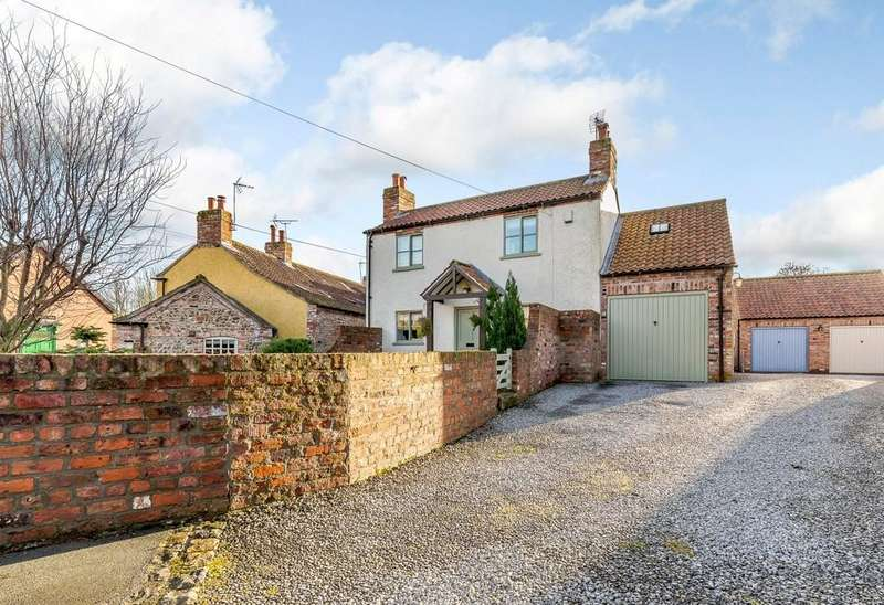 3 Bedrooms Cottage House for sale in Whixley, York