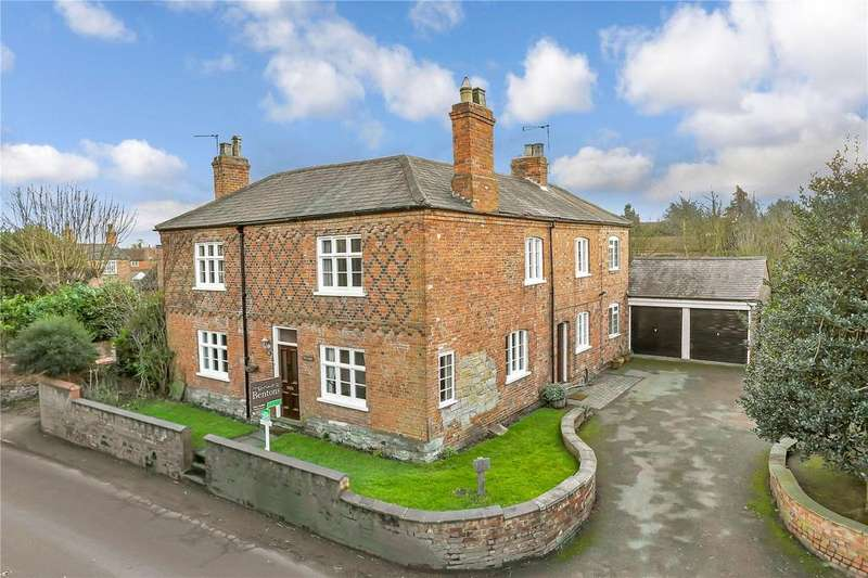 5 Bedrooms Detached House for sale in Far Street, Wymeswold, Loughborough