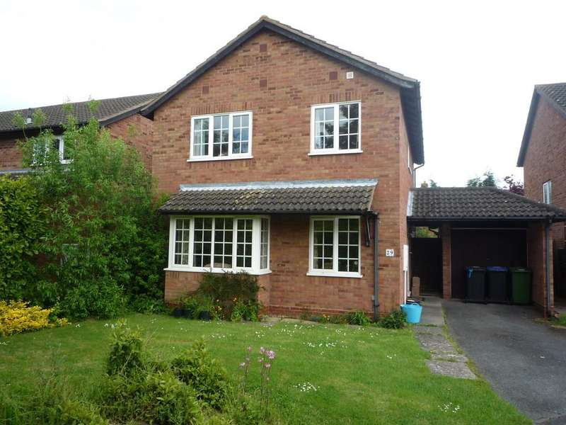 3 Bedrooms Detached House for rent in Furze Hill Road, Shipston-On-Stour
