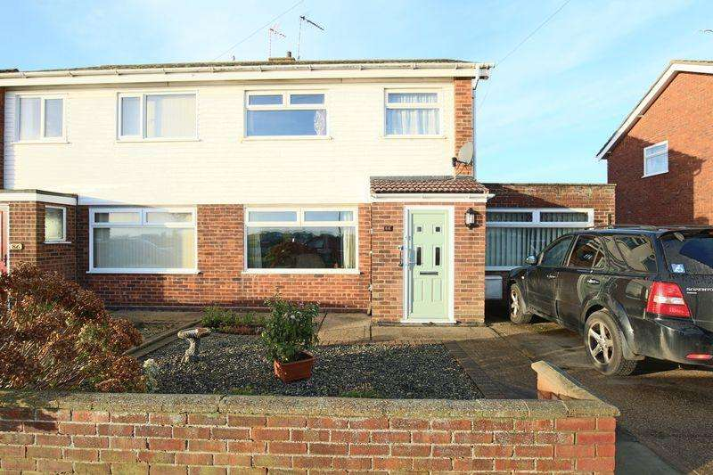 3 Bedrooms Semi Detached House for sale in All Saints Road, Lowestoft