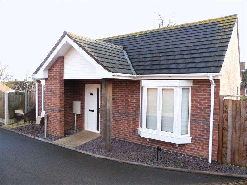 2 Bedrooms Detached Bungalow for sale in Cherry Tree Close, Sutton Coldfield