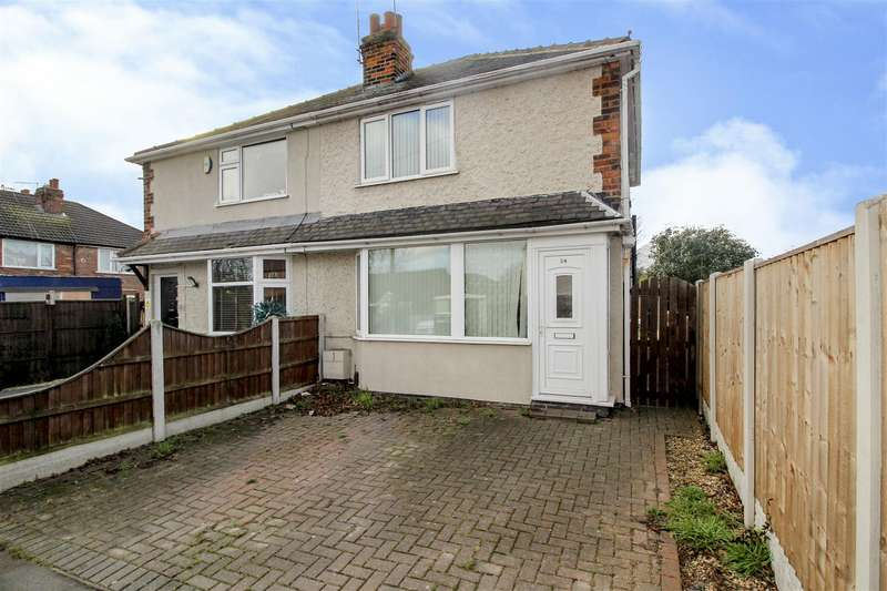 2 Bedrooms House for sale in King Edward Street, Sandiacre, Nottingham