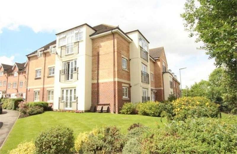 2 Bedrooms Apartment Flat for sale in Radulf Gardens, LIVERSEDGE, West Yorkshire