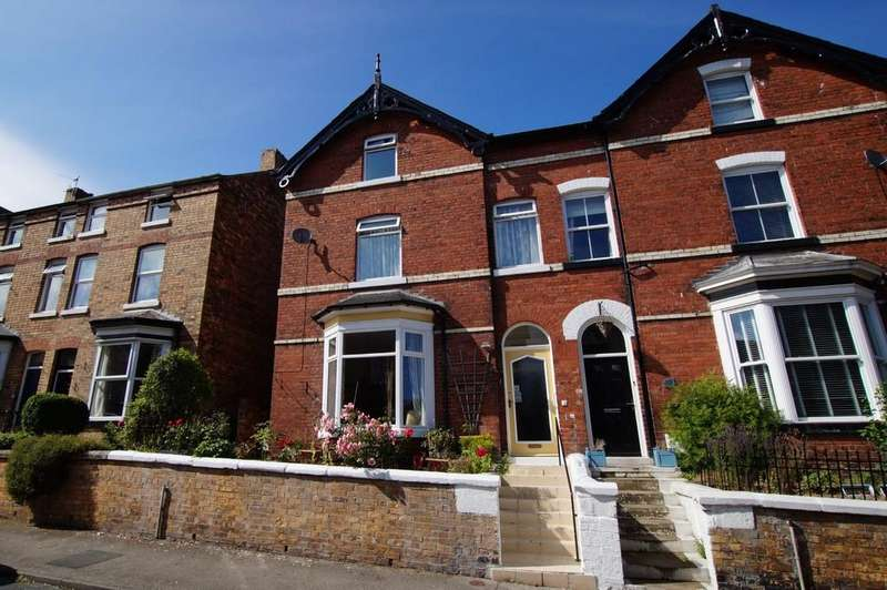 6 Bedrooms Semi Detached House for sale in Highfield, Scarborough