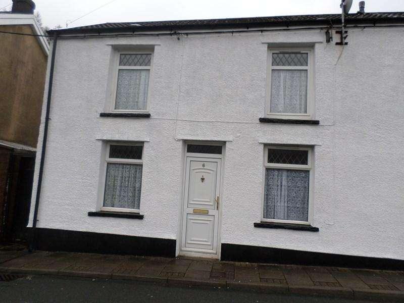 2 Bedrooms End Of Terrace House for sale in Blaenllechau Road, Blaenllechau, Ferndale