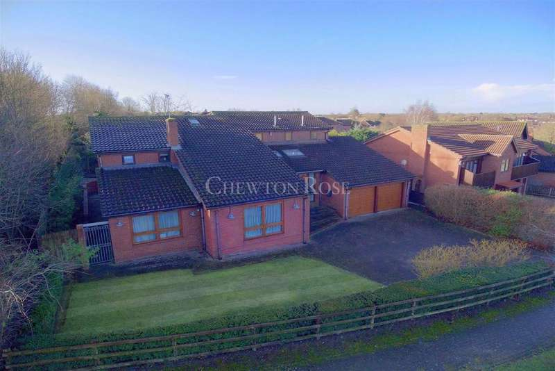 6 Bedrooms Detached House for sale in Downhead Park
