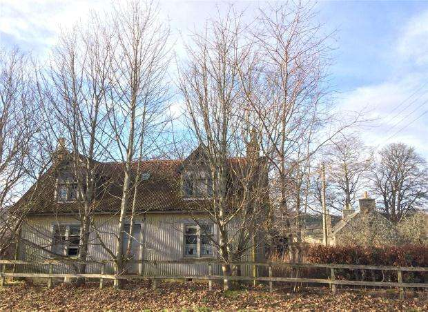 Land Commercial for sale in Millbank Cottage, Sauchen, Inverurie, Aberdeenshire